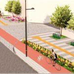 Πως θα είναι οι νέοι ποδηλατόδρομοί μας στα Τρίκαλα (εικόνες)