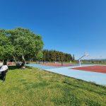 Νέα πάρκα και γήπεδα στα Τρίκαλα (εικόνες)